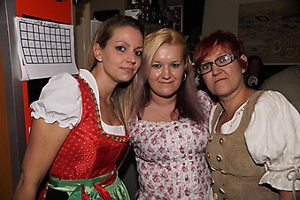 Oktoberfest 2019 im Cafe Pik Ass
