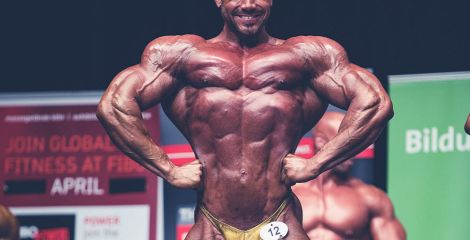 Local Hero Mag. Fabian Mayr: Speaker & Bodybuilder #Blog1